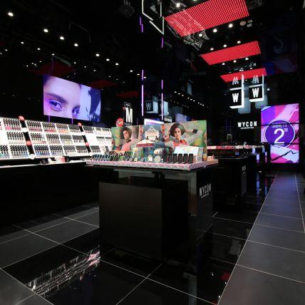 Wycon Make up Cosmetics Italia Iran Tehran Teheran I pars Ipars I-pars
