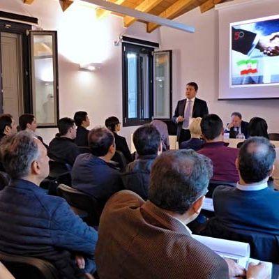 Italia e Iran capitale intellettuale Udine GLP Tehran Teheran I pars Ipars I-pars