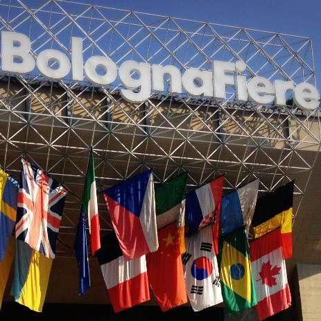 Bologna Fiere S.p.A. Iran International Exhibitions Co. Teheran Tehran Italia I-Pars Ipars I pars