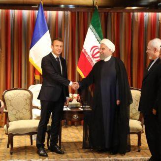 Francia Macron Sanzioni Accordo Iran Teheran Hassan Rohani Rouhani Ipars I-pars I-Pars