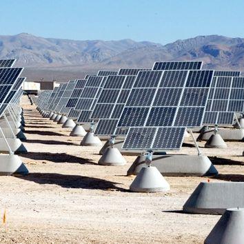 Qeshm Abruzzo Centrale Solare Iran Italia