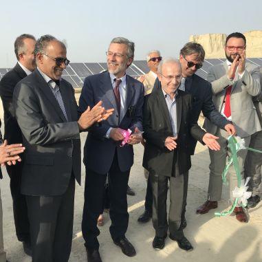 Fotovoltaico Iran Qeshm Italia Carlo Maresca Pannelli solari Energia solare I-Pars Ipars I pars