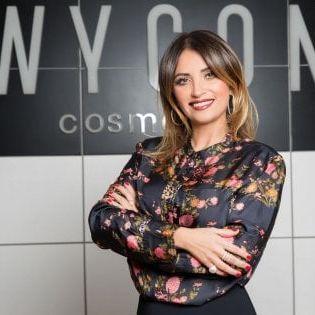 Wycon Raffaella Pagano Cosmetici Cosmetica Iran Italia I-Pars Ipars I pars
