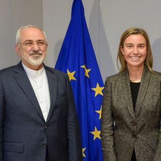 Unione europea Ue Italia Iran Zarif Mogherini Accordo nucleare Ipars I pars I-pars Inghilterra Germania Francia