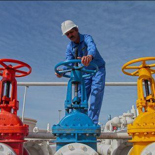 Iran Gas Gasdotti Gasdotto I-pars Ipars I Pars
