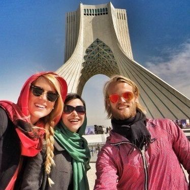 Turismo Iran aumento sanzioni Tehran Teheran Usa Italia Italy Ipars I pars I-Pars